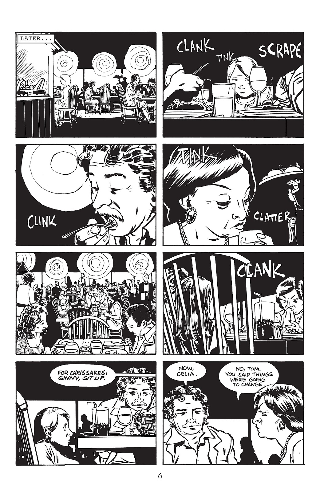 Stray Bullets Issue #7 #7 - English 8