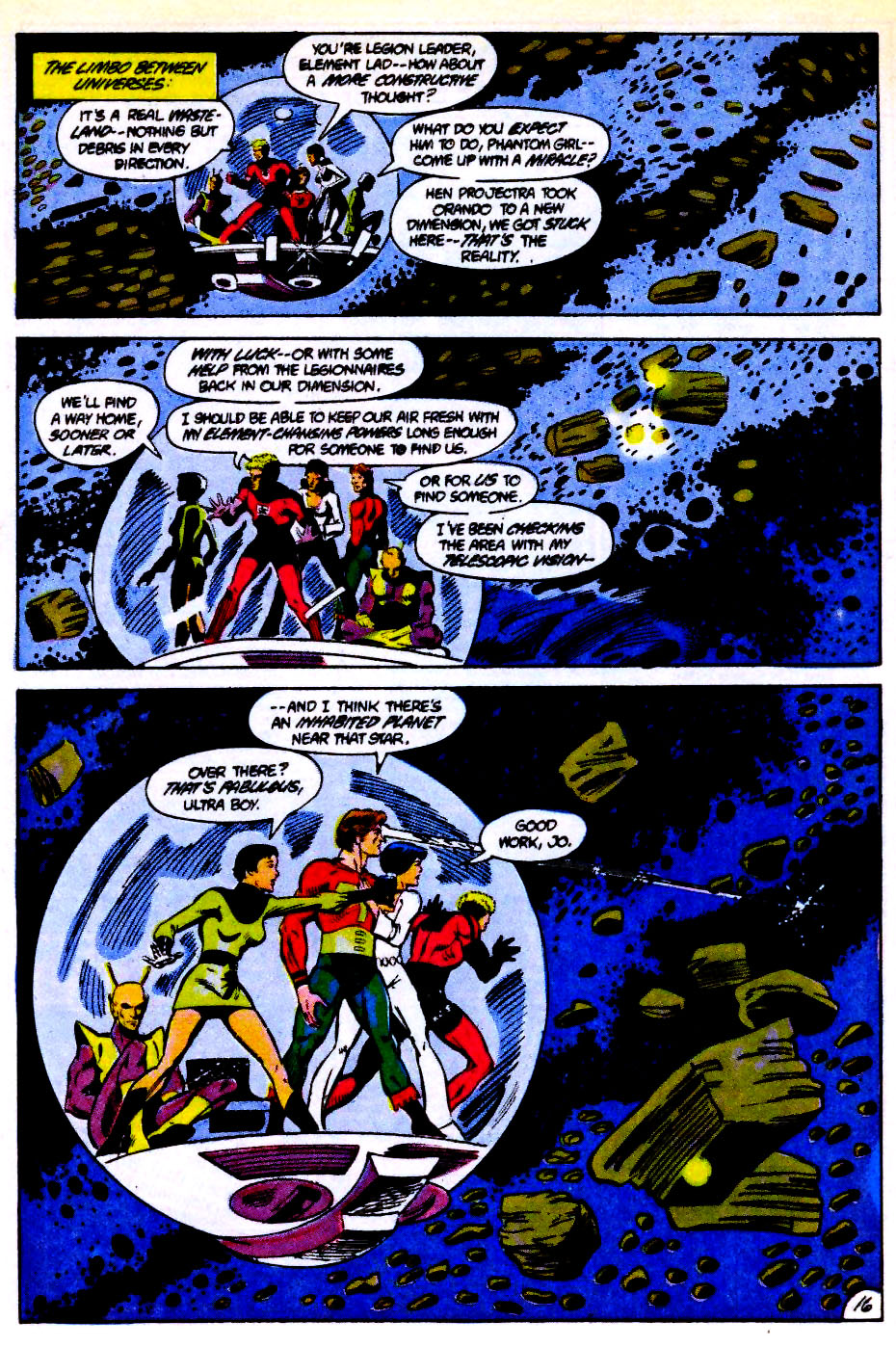 Tales of the Legion Issue #331 #18 - English 17