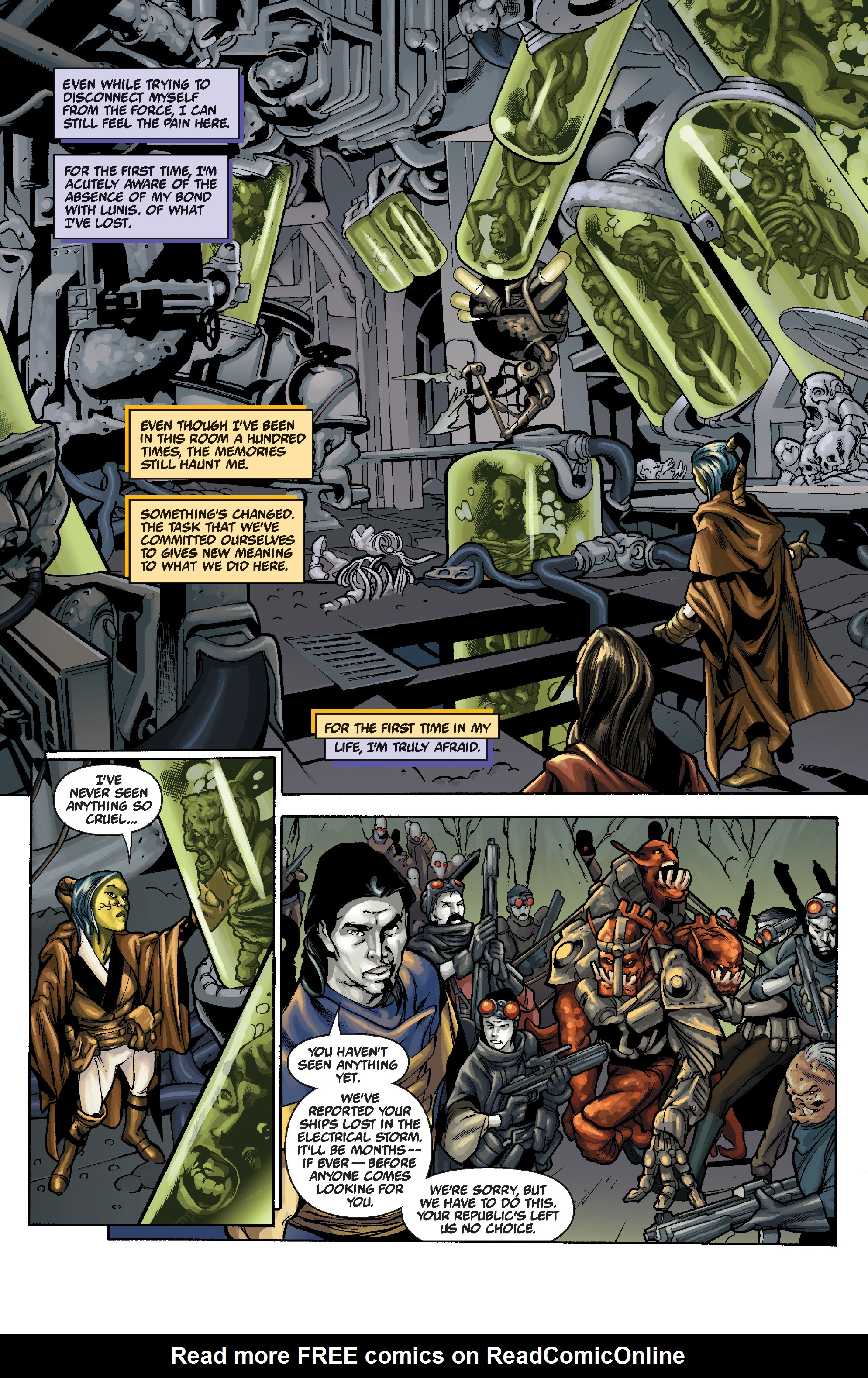 Star Wars Legends Epic Collection: The Clone Wars chap 2 pic 141