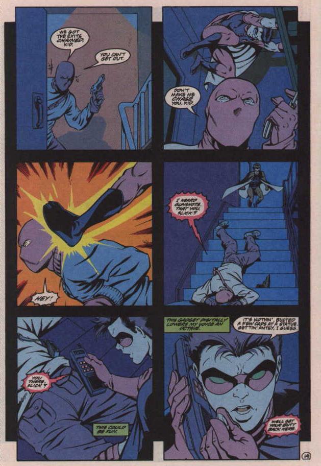 Batman: Knightfall #Aftermath_-_1 #98 - English 15