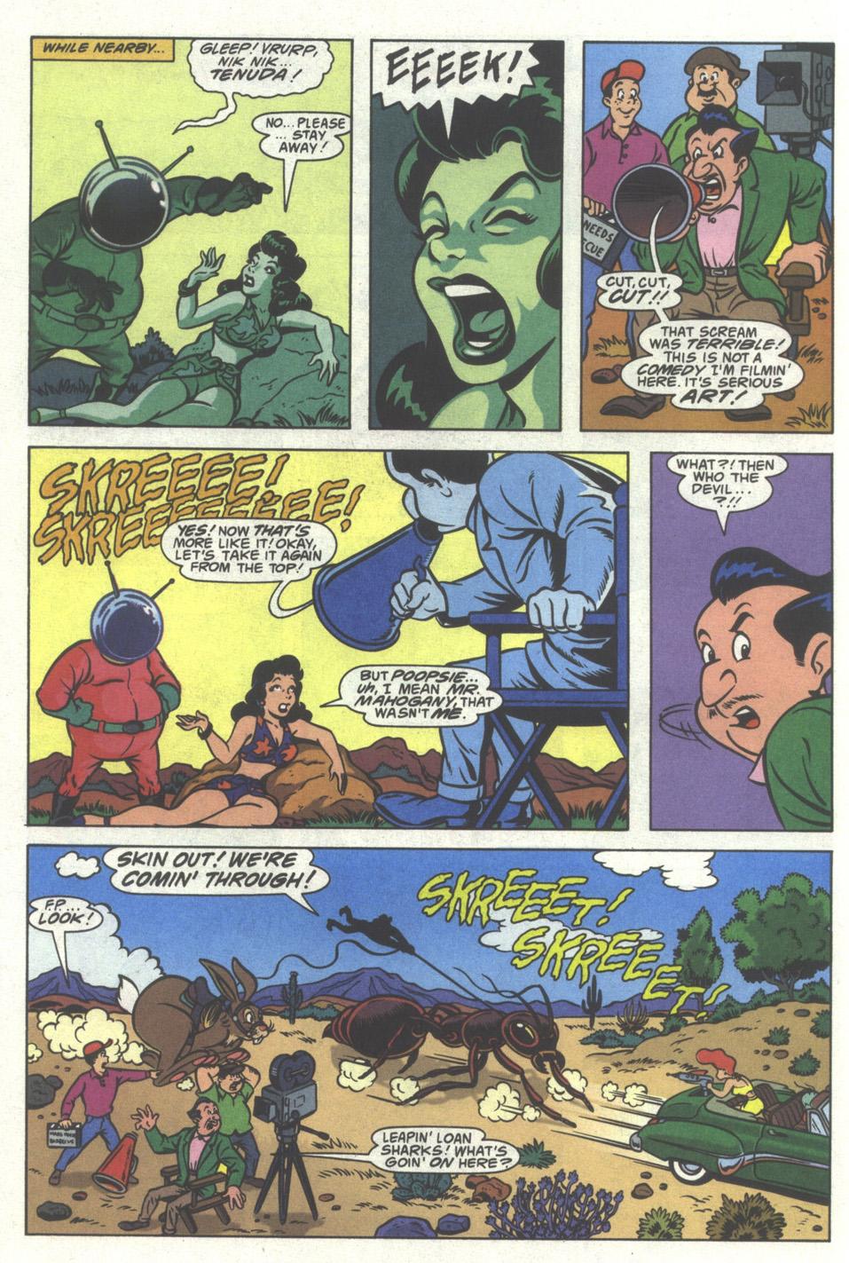 Read online Simpsons Comics comic -  Issue #19 - 28
