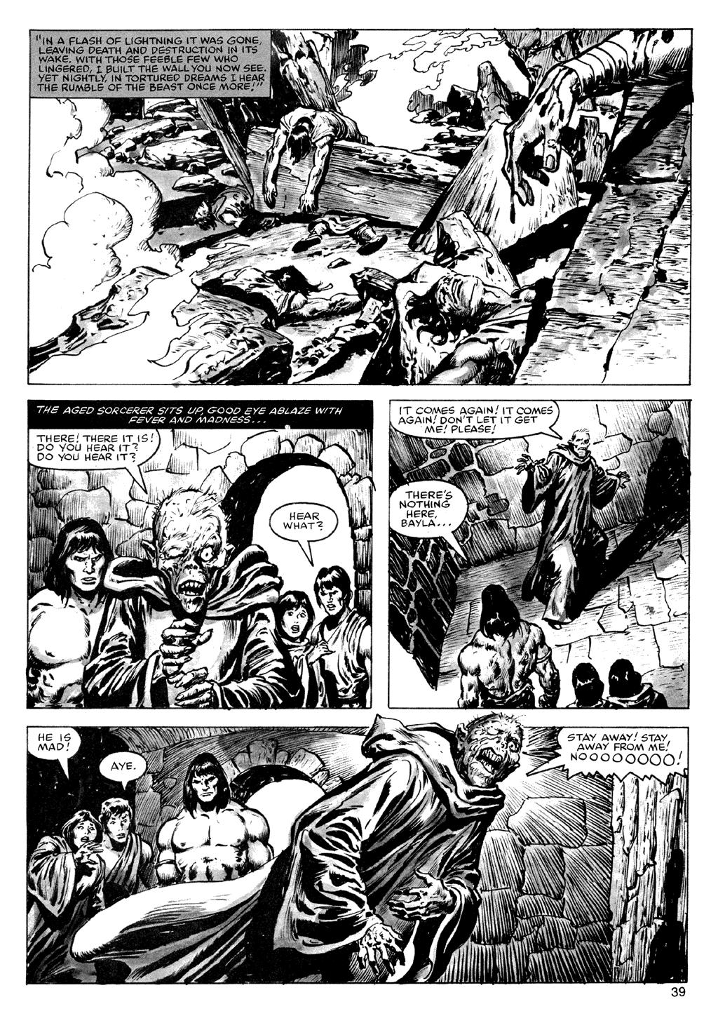 Of Conan  #164 - English 39