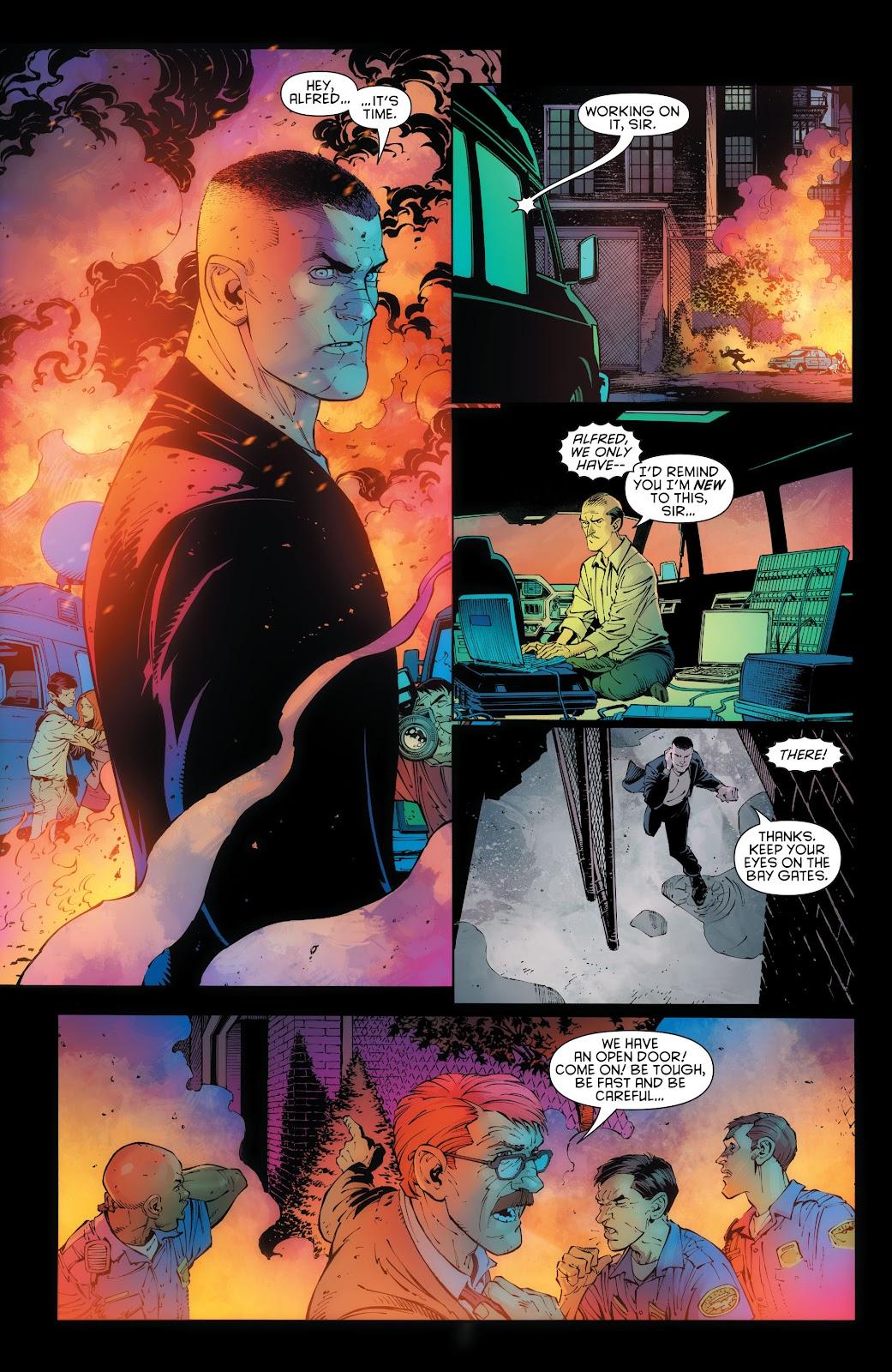 Batman (2011) Issue #24 #43 - English 21