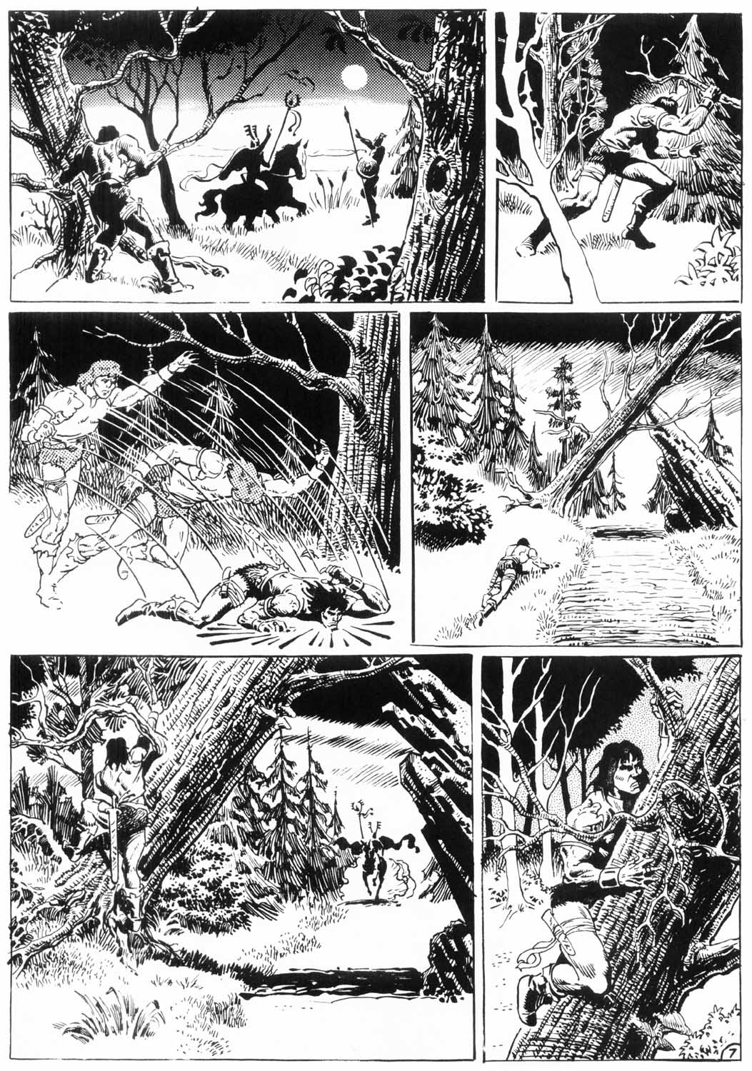 The Savage Sword Of Conan Issue #154 #155 - English 57