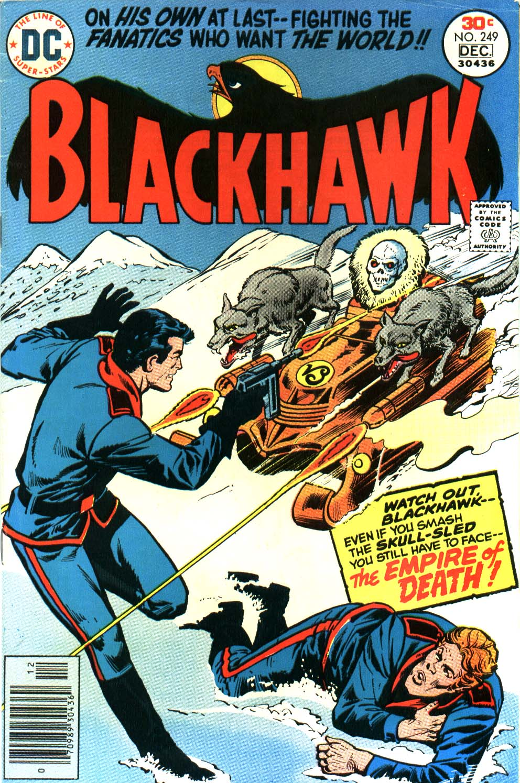 Blackhawk (1957) 249 Page 1