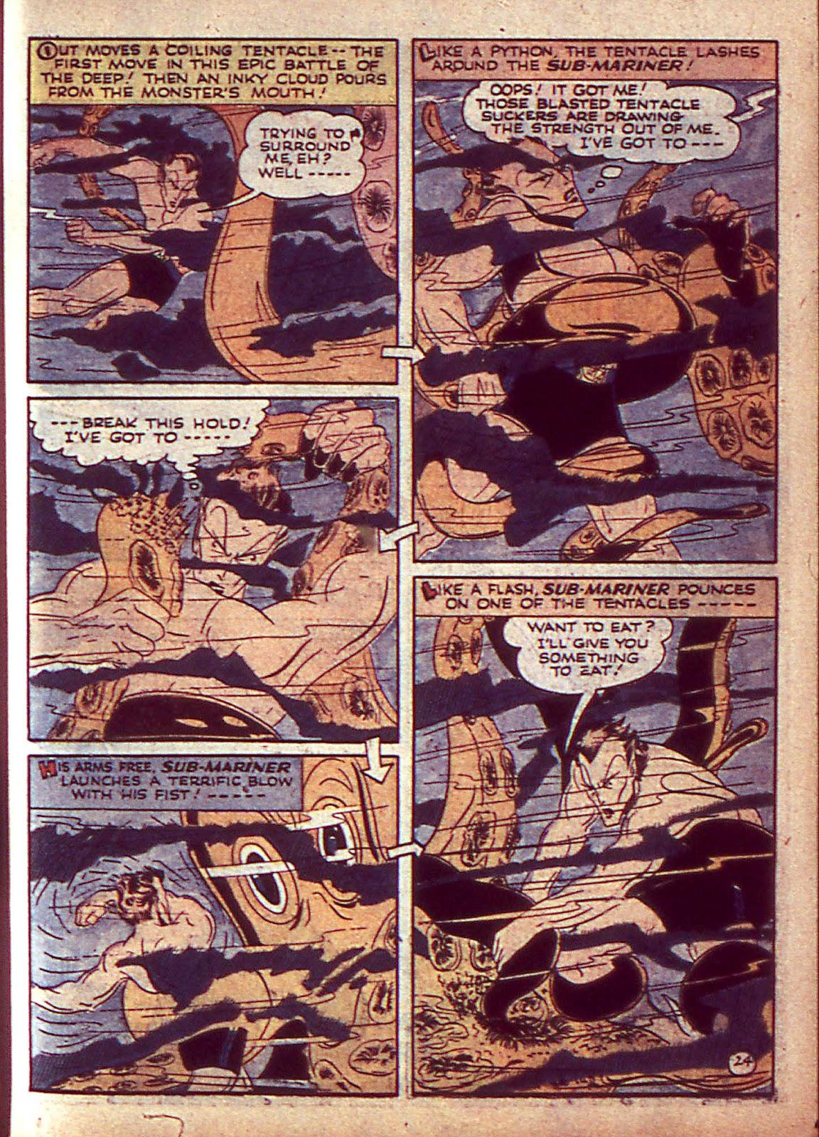 Sub-Mariner Comics Issue #3 #3 - English 28