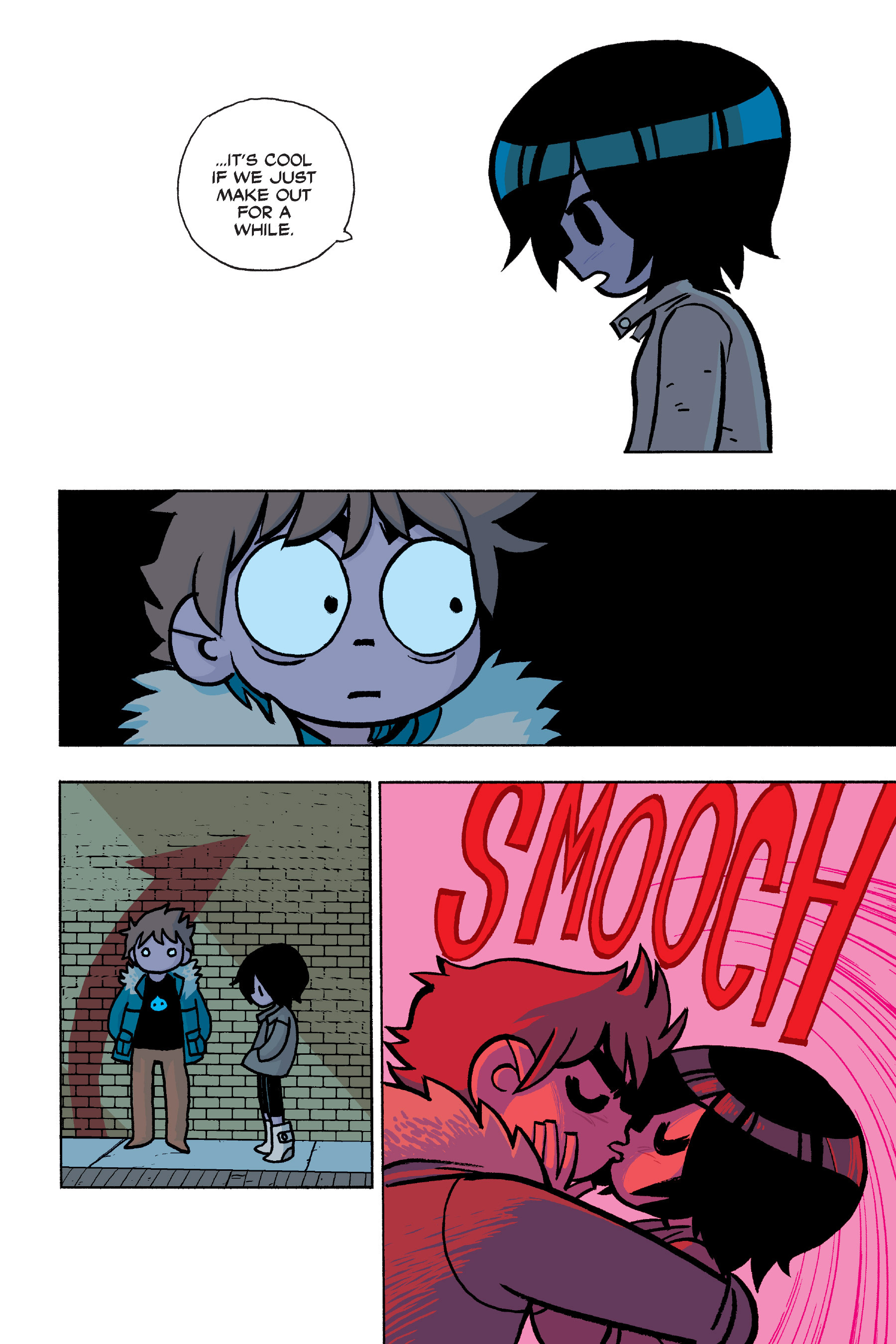 Read online Scott Pilgrim comic -  Issue #6 - 37