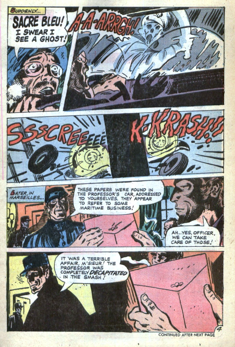 Read online Scary Tales comic -  Issue #9 - 13
