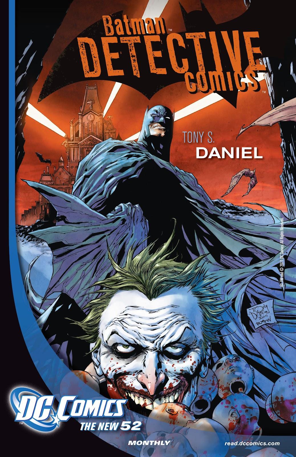 Batman (2011) Issue #6 #21 - English 26