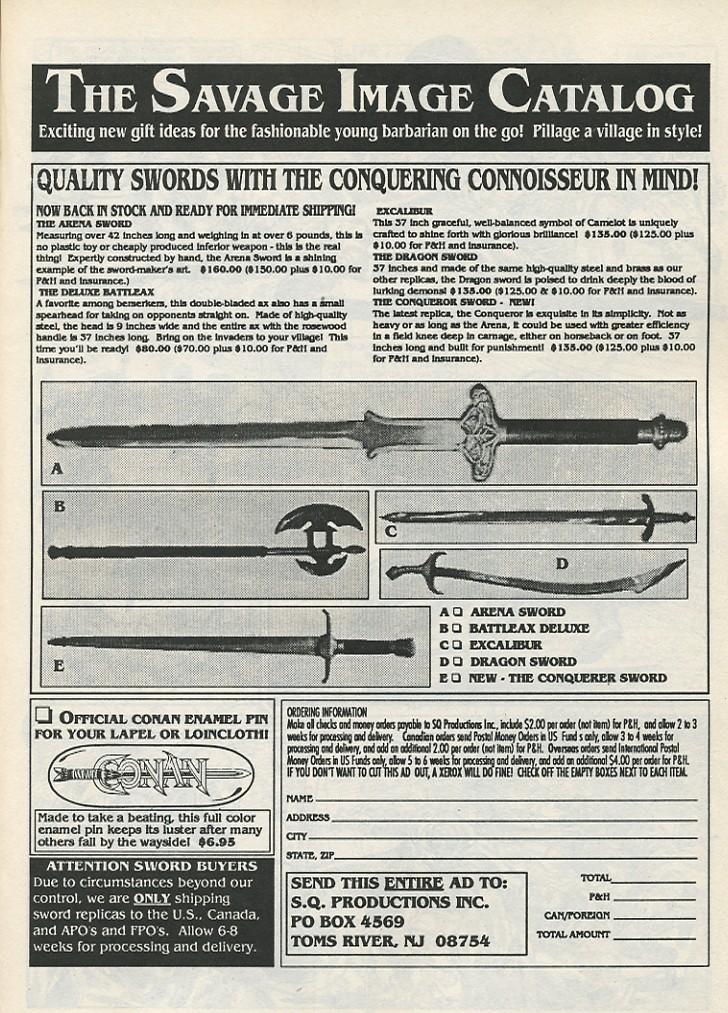 vage Sword #58 - English 37
