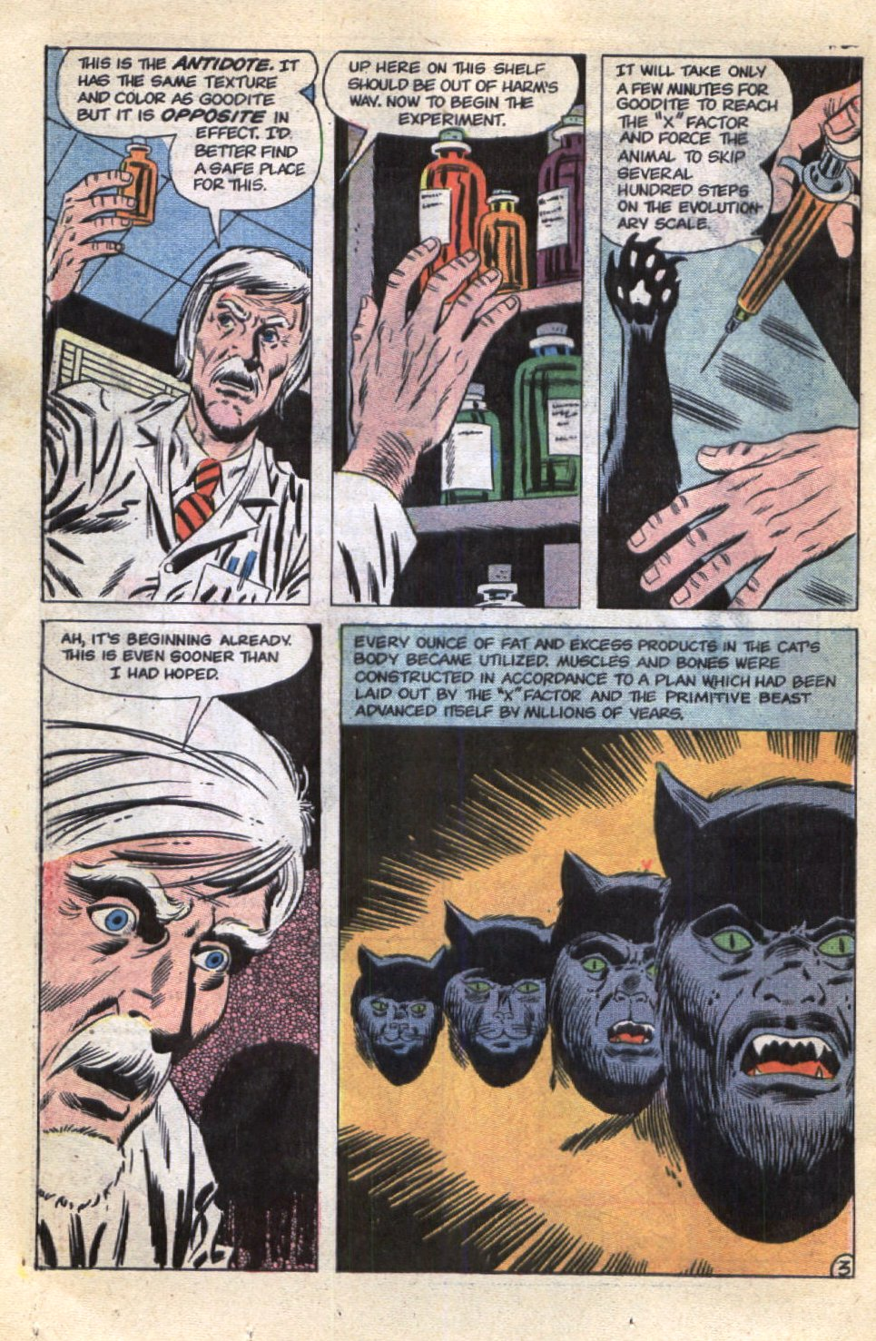 Read online Scary Tales comic -  Issue #10 - 12