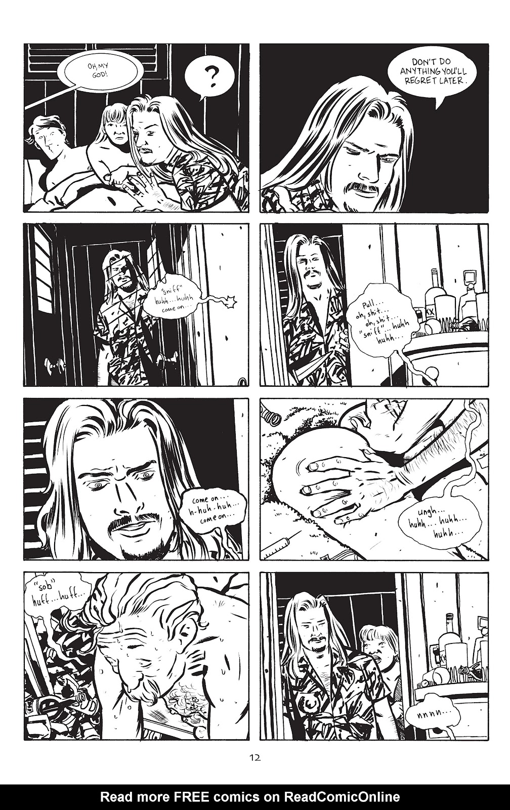 Stray Bullets Issue #14 #14 - English 14