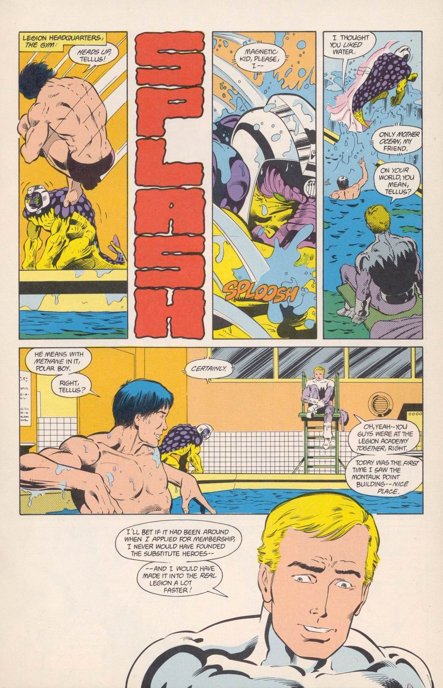 Tales of the Legion Issue #349 #36 - English 14