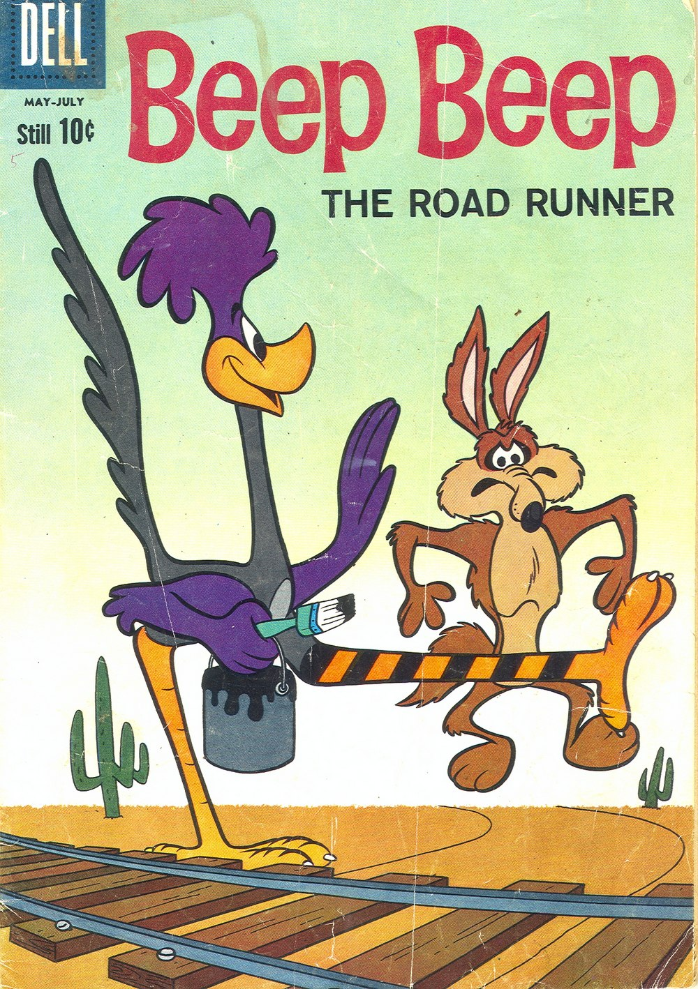 Beep Beep The Road Runner 4 Page 1