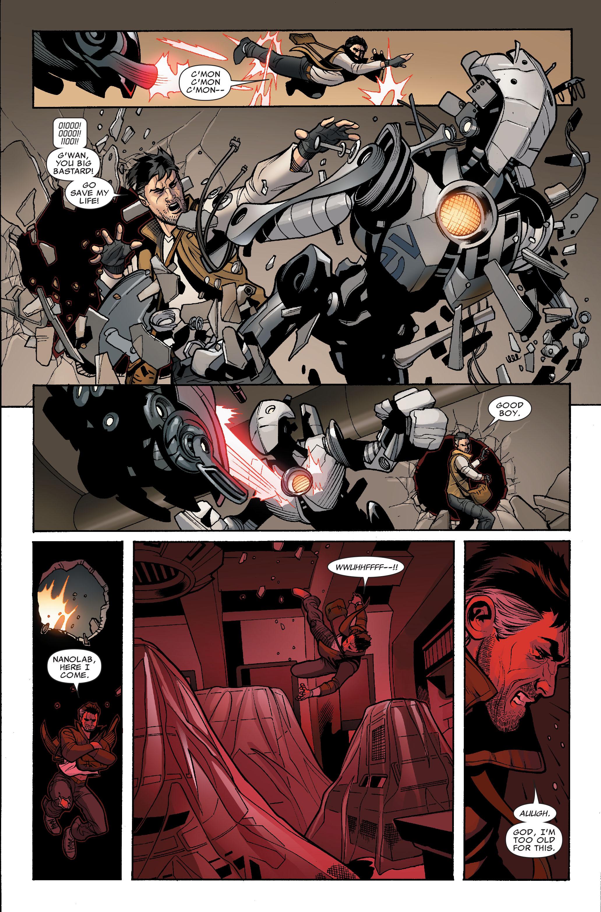 Uncanny X-Men (1963) 505 Page 15