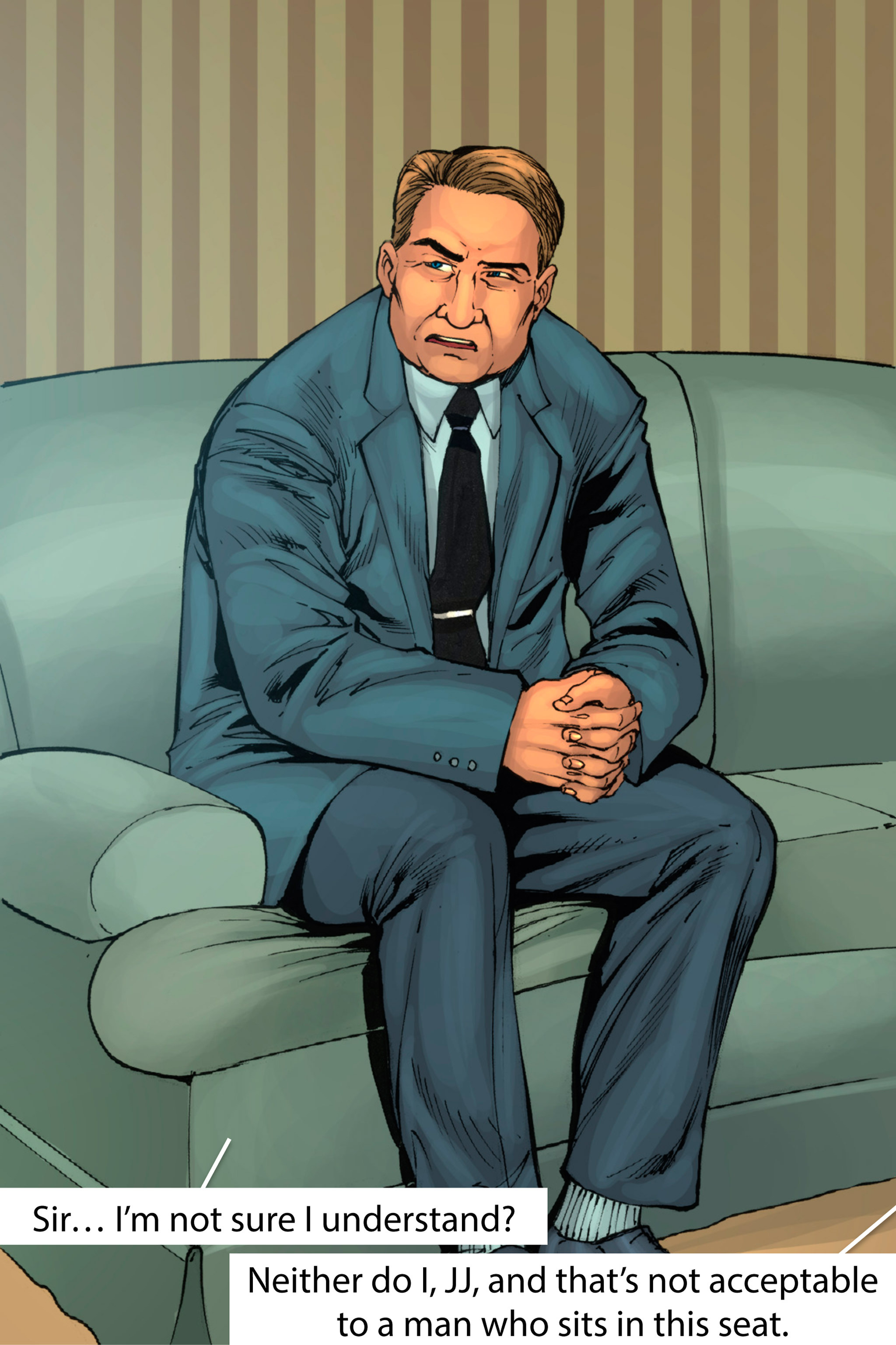 Read online Z-Men comic -  Issue #1 - 52