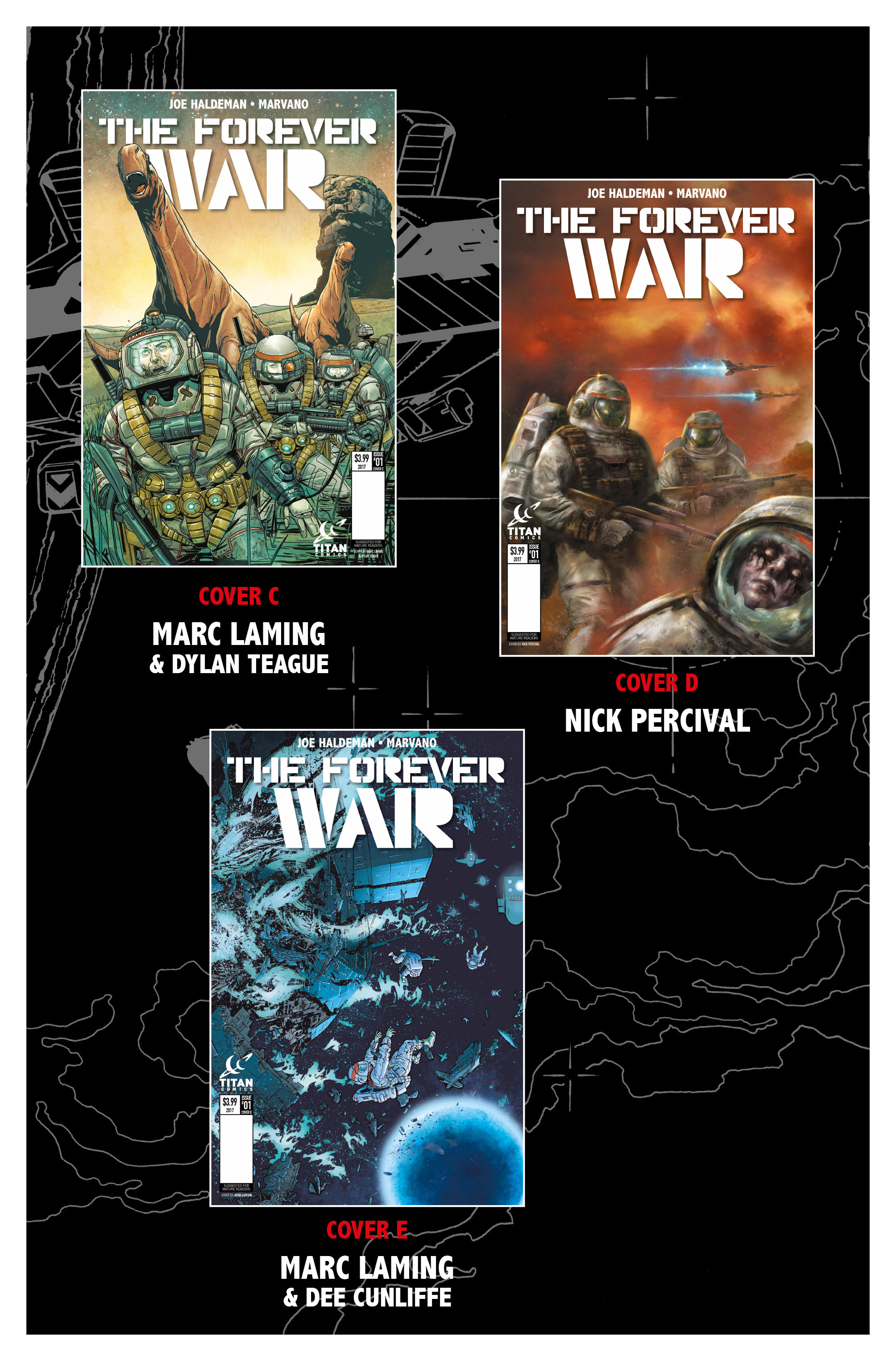 The Forever War (2017) #1 #6 - English 29