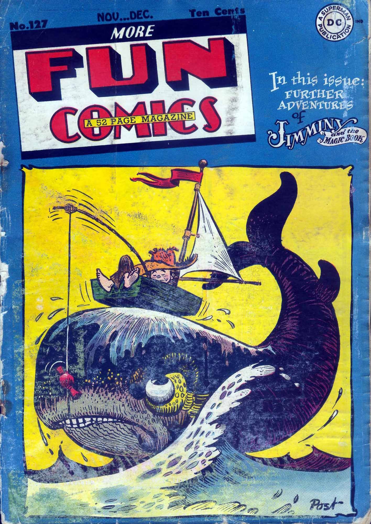 More Fun Comics 127 Page 1
