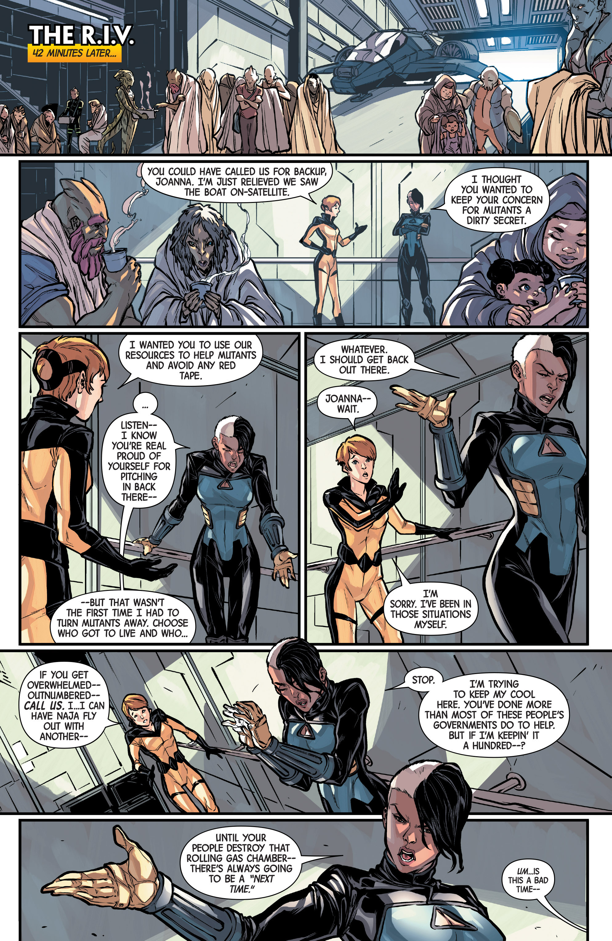 All-New Inhumans #11 #11 - English 6
