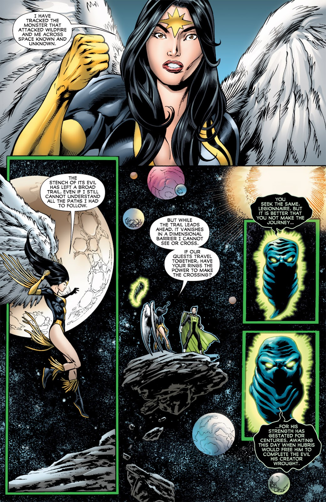 Legion of Super-Heroes (2010) Issue #14 #15 - English 20