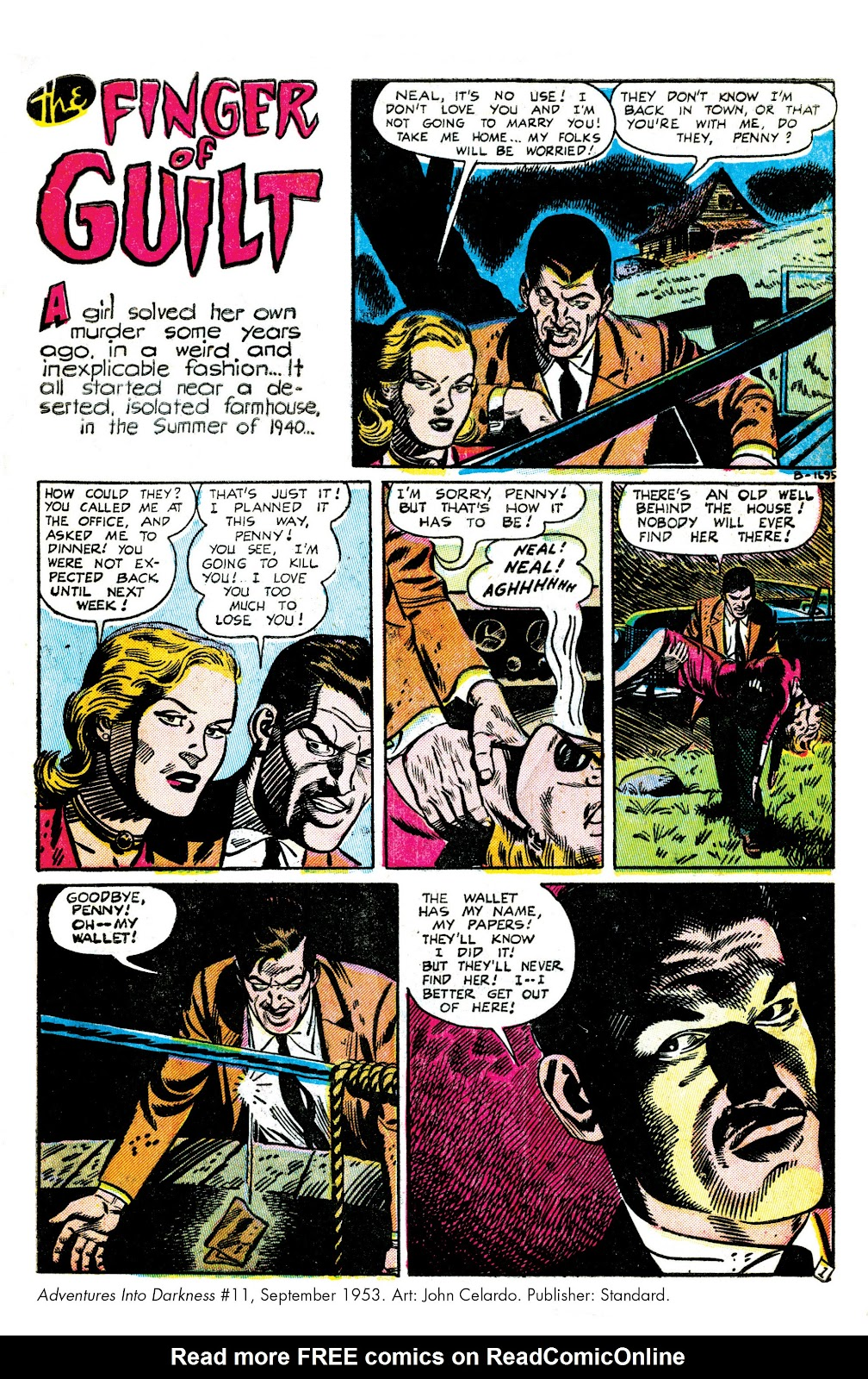 Haunted Horror Issue #16 #16 - English 46