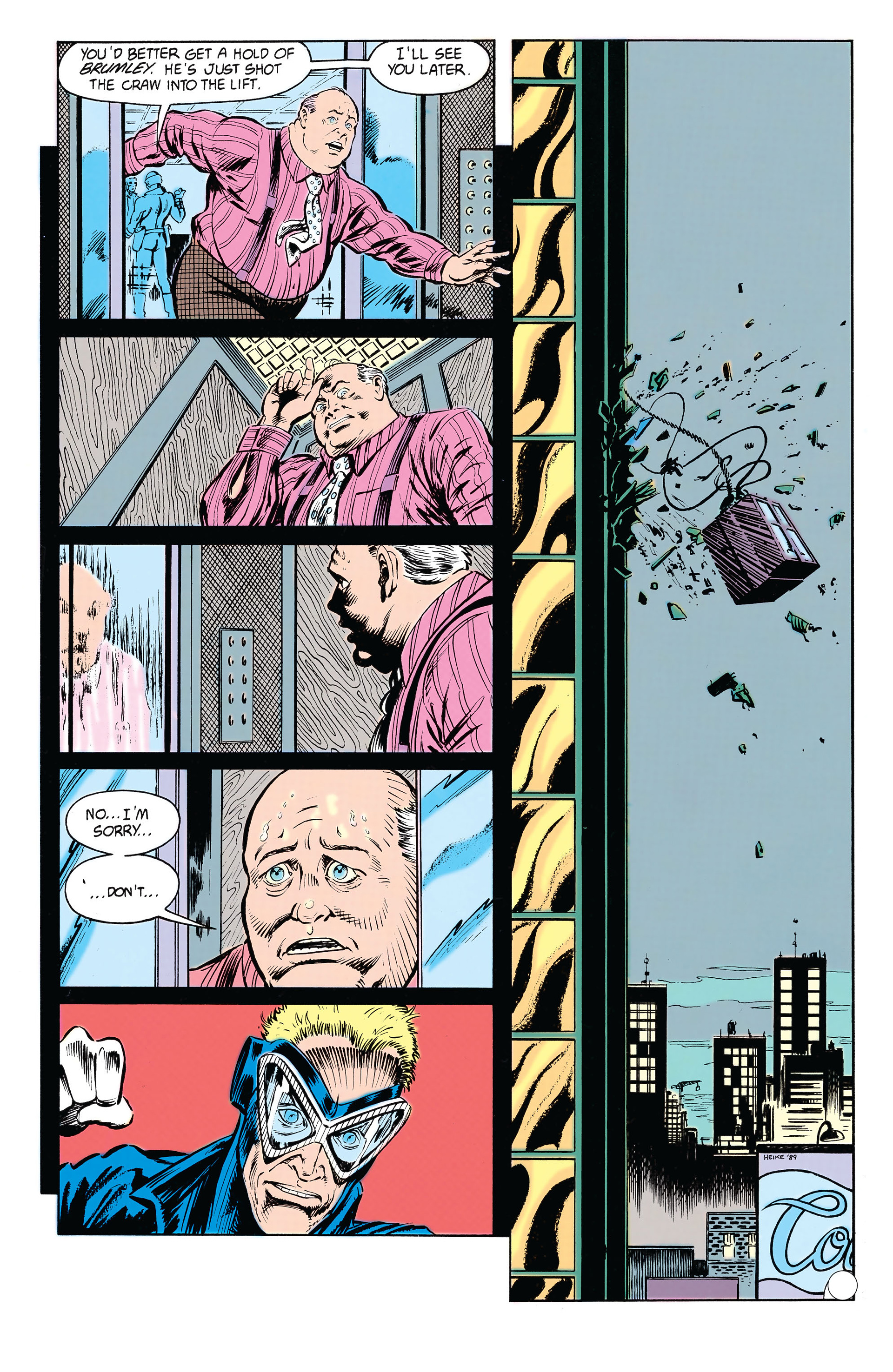 Animal Man (1988) 21 Page 17