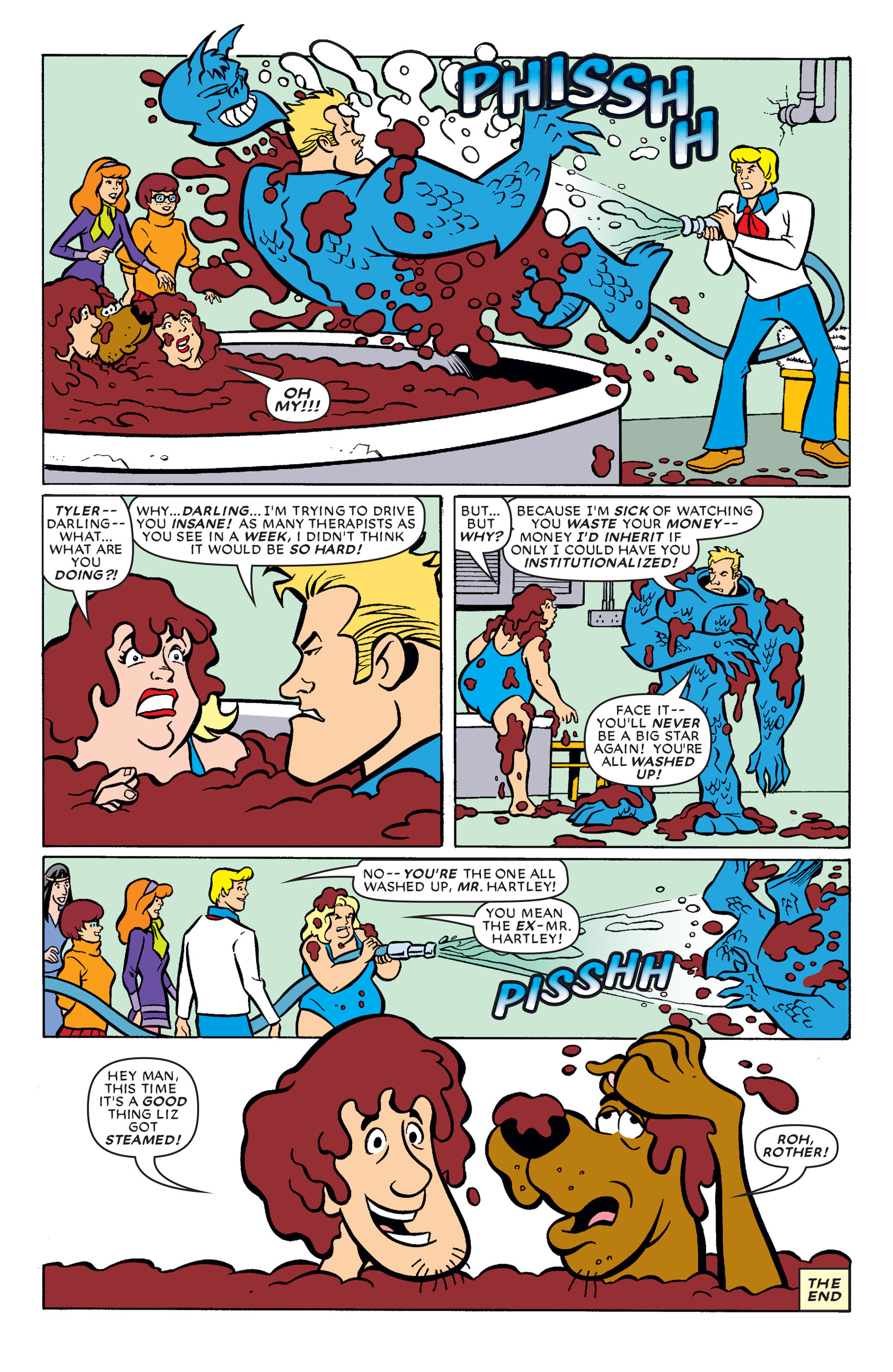Read online Scooby-Doo (1997) comic -  Issue #64 - 11