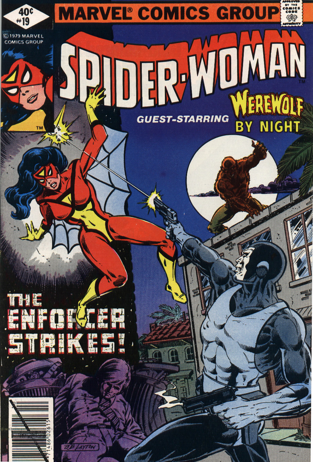 Spider-Woman (1978) Issue #19 #19 - English 1