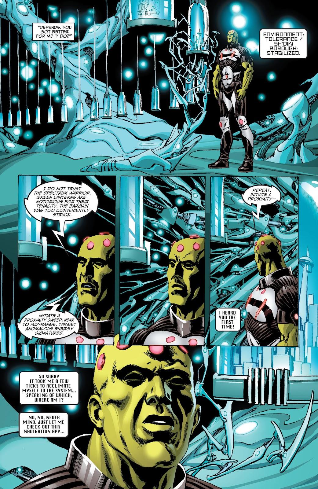 Threshold (2013) Issue #6 #6 - English 5