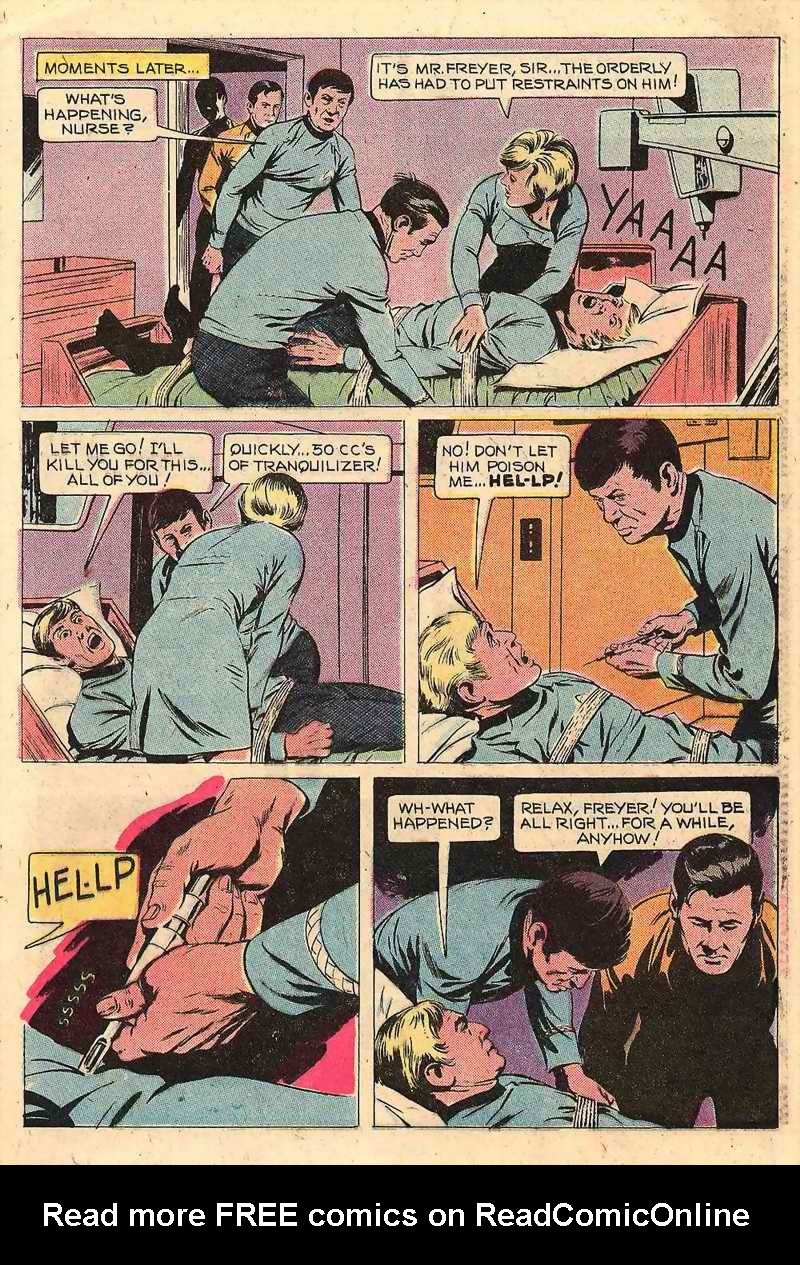 Star Trek (1967) #58 #58 - English 17