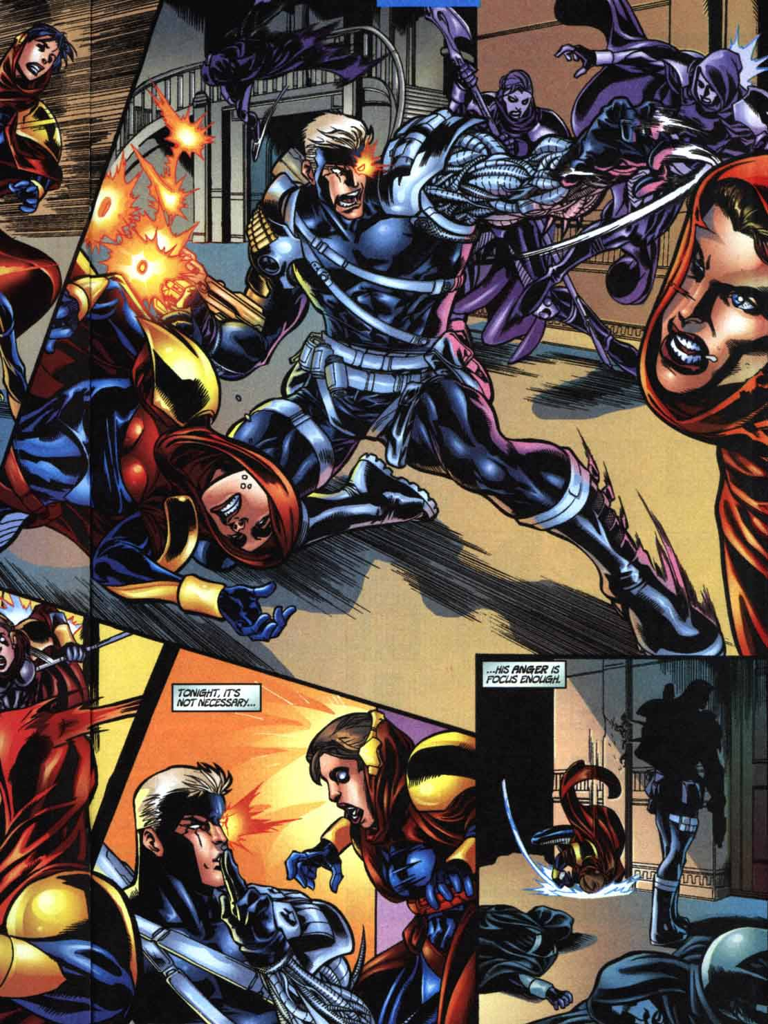 Cable (1993) 91 Page 15