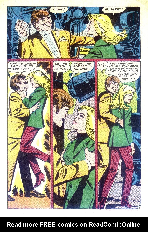 Read online Secret Hearts comic -  Issue #128 - 22