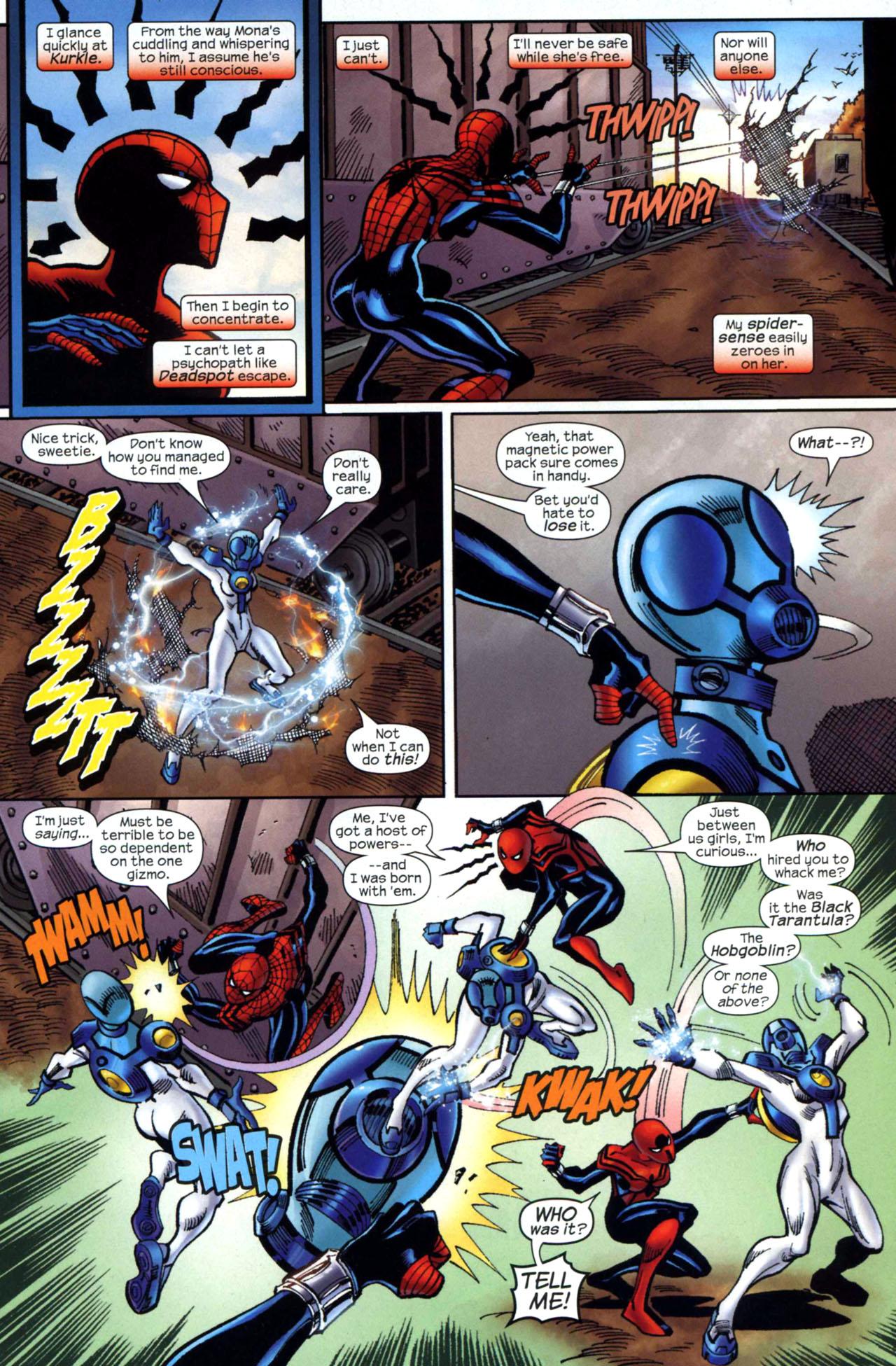 Amazing Spider-Girl #18 #13 - English 17