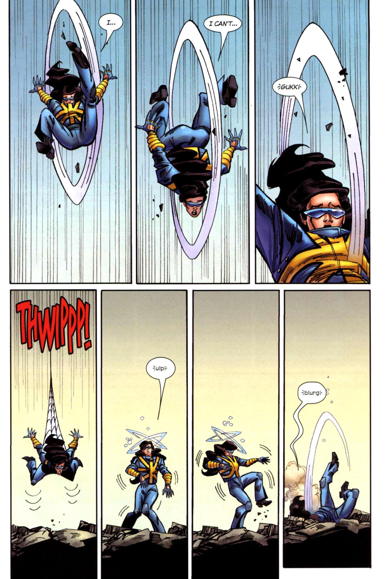 Amazing Spider-Girl #21 #10 - English 22