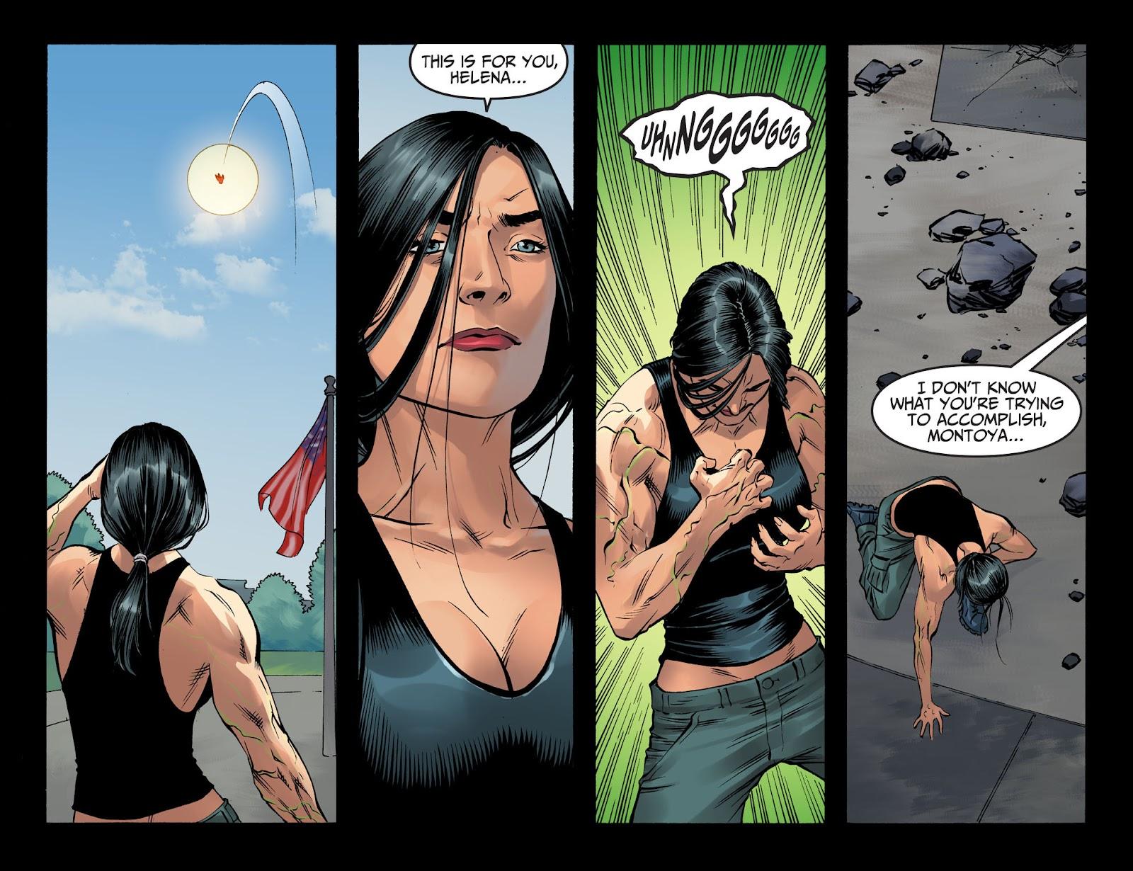 Injustice: Gods Among Us Year Four Issue #4 #5 - English 9