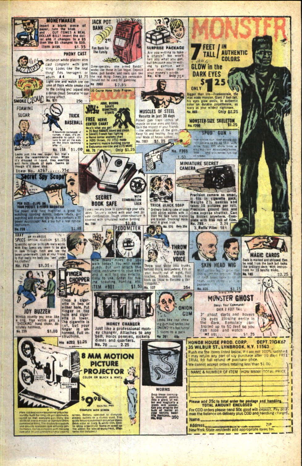 Read online Scary Tales comic -  Issue #11 - 33