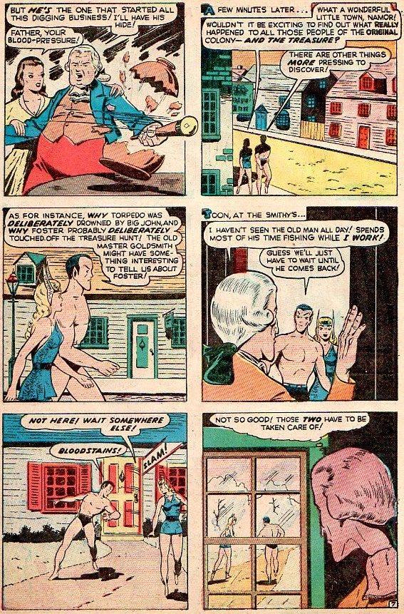 Sub-Mariner Comics #26 #26 - English 29