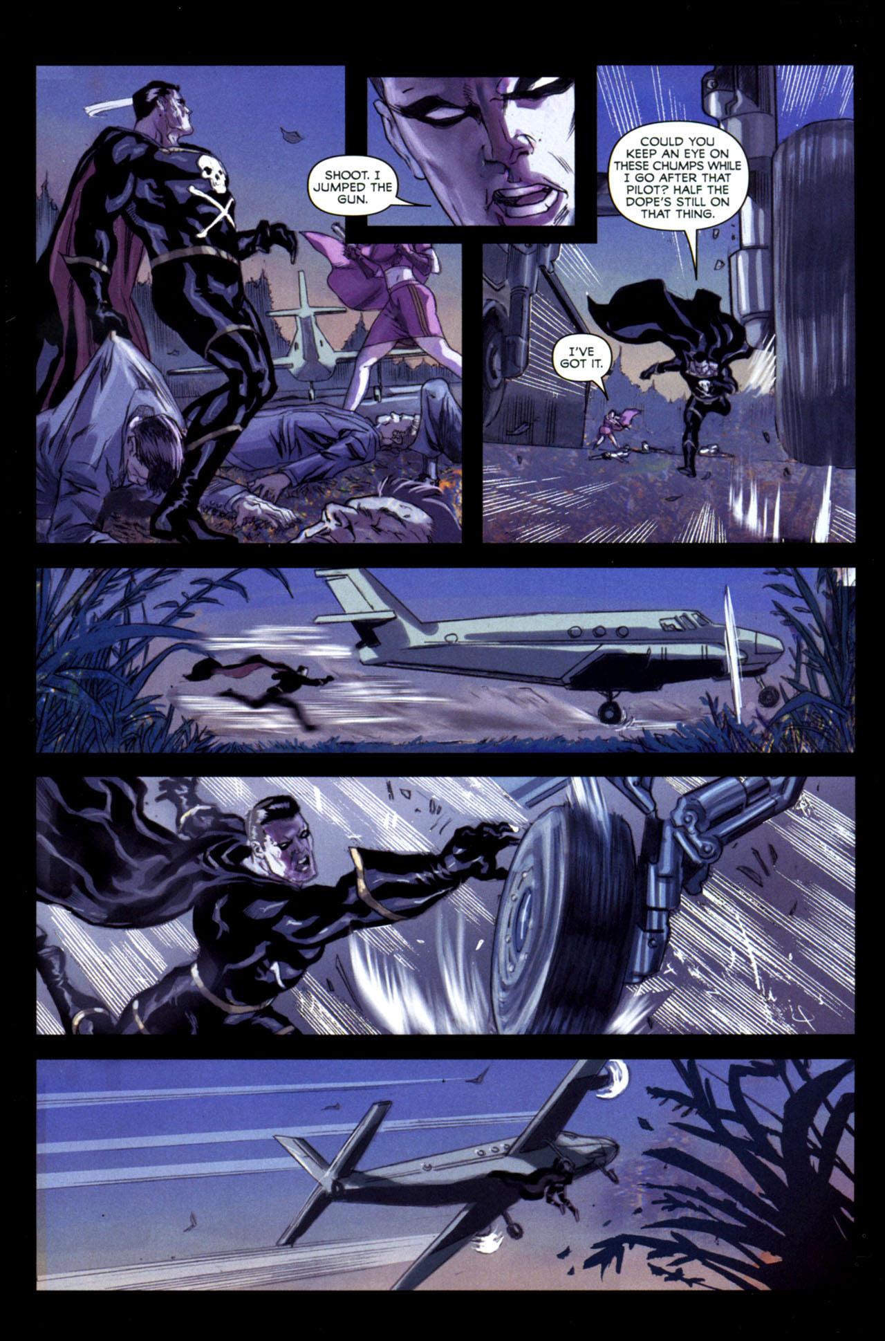 Read online Masquerade comic -  Issue #2 - 24