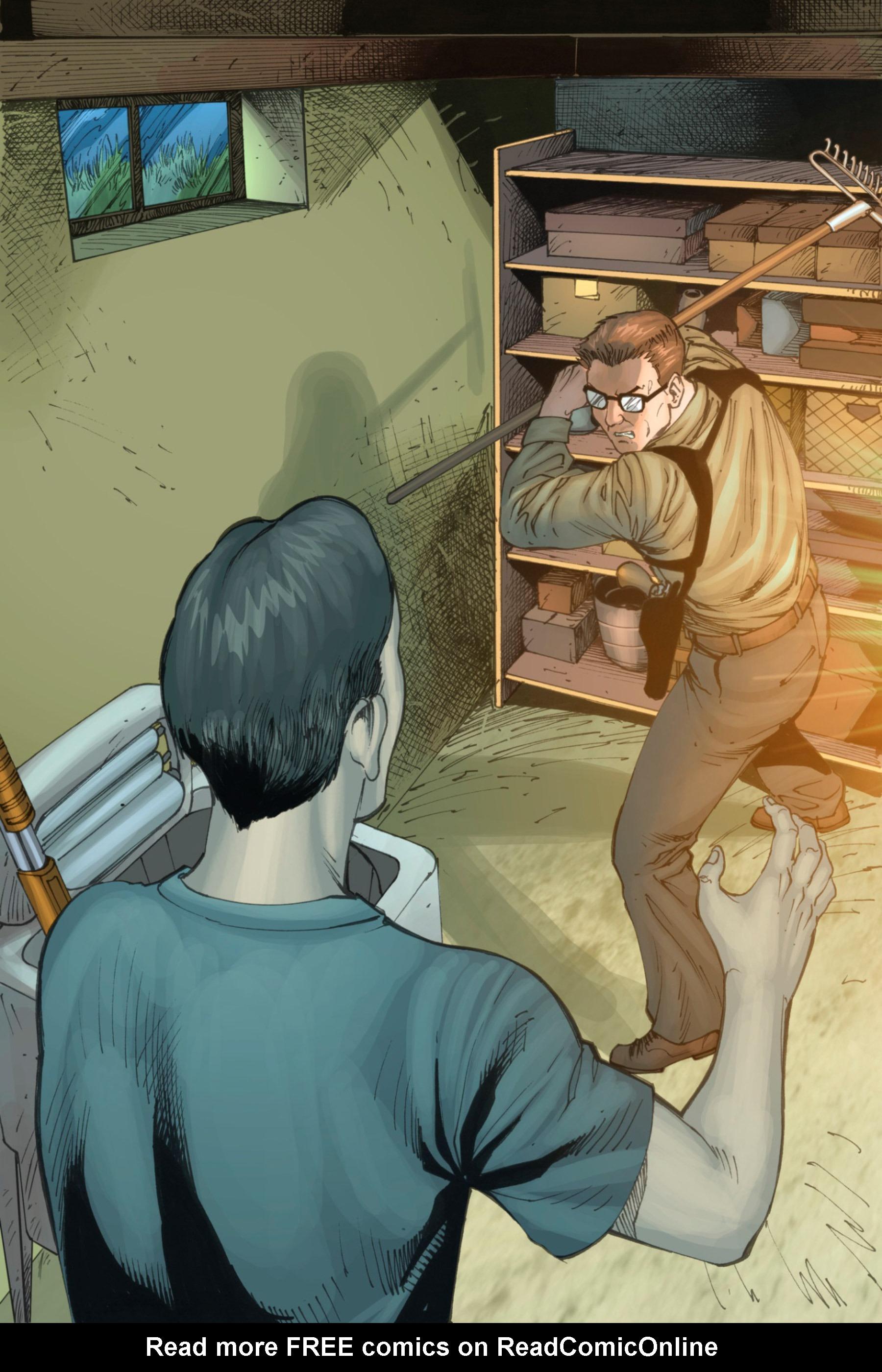 Read online Z-Men comic -  Issue #3 - 103