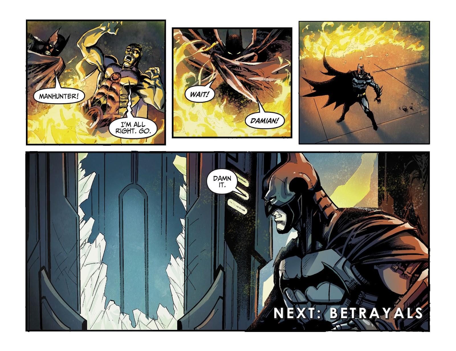 Injustice: Gods Among Us [I] Issue #27 #28 - English 22