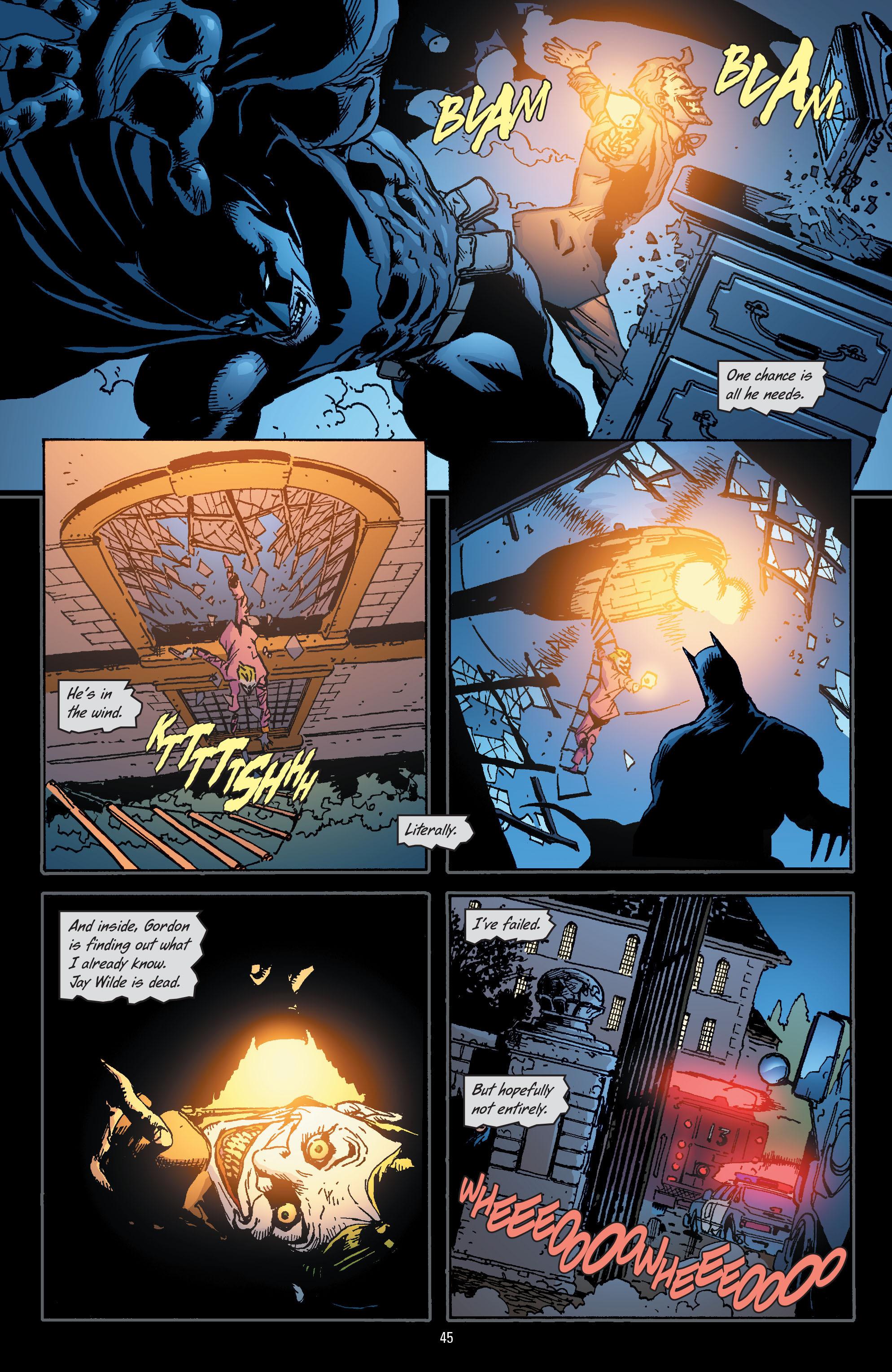Batman: The Man Who Laughs chap 1 pic 46