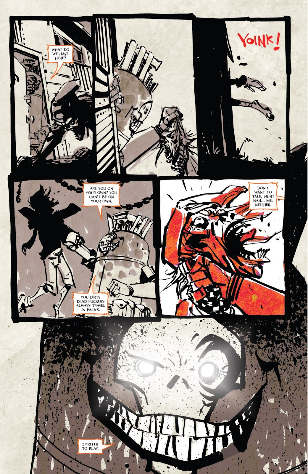 Zombies vs. Robots (2006) _Annual 1 Page 30