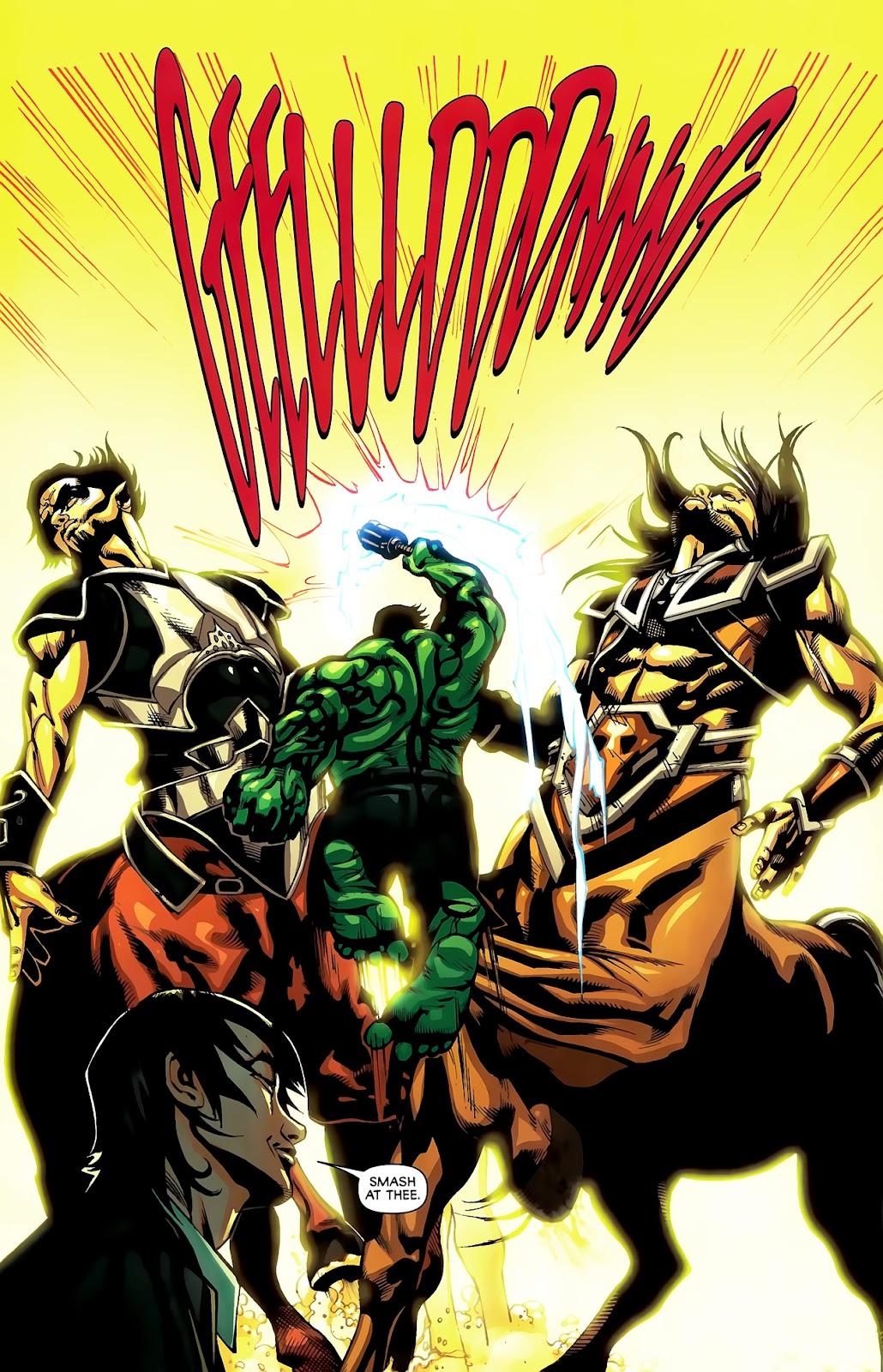 Incredible Hulks (2010) Issue #617 #7 - English 28