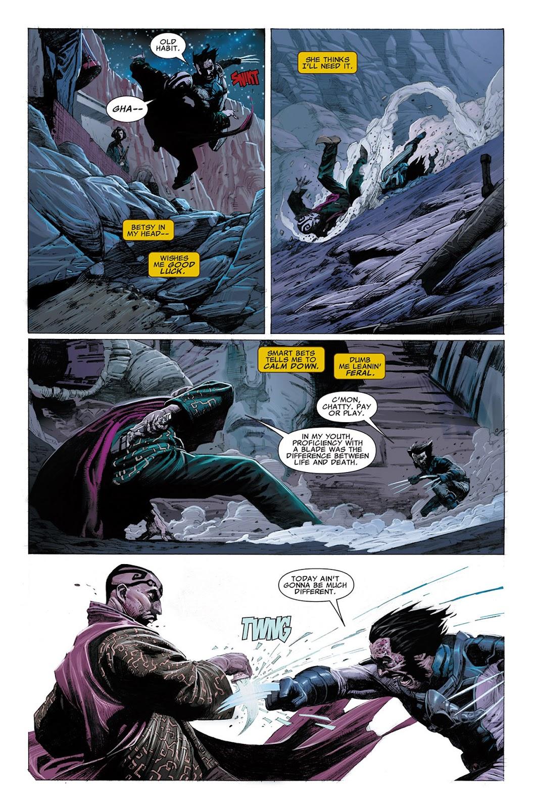 Uncanny X-Force (2010) Issue #3 #3 - English 9