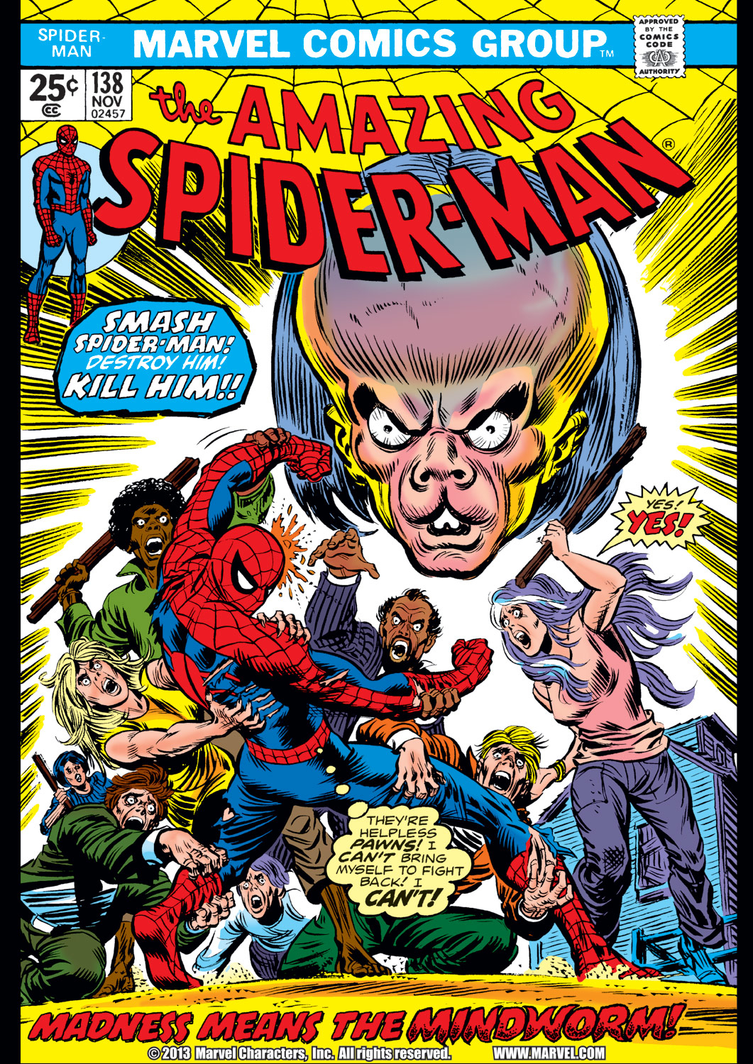 The Amazing Spider-Man (1963) 138 Page 1