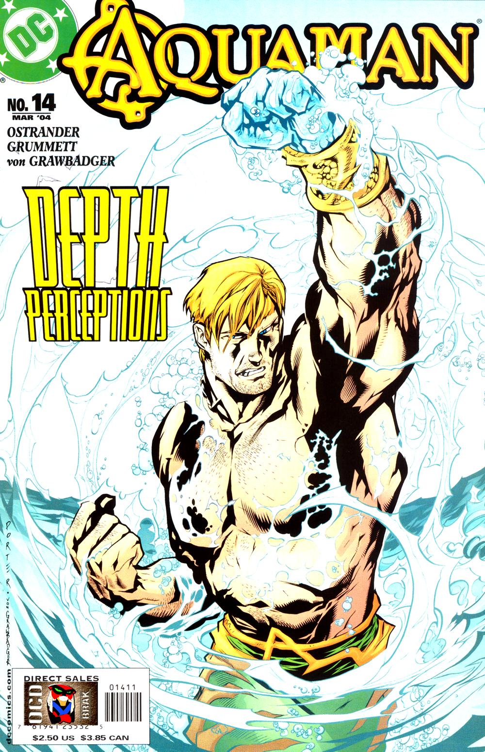 Aquaman (2003) Issue #14 #14 - English 1