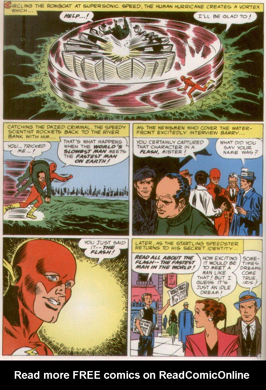 Read online Secret Origins (1961) comic -  Issue # Full - 72