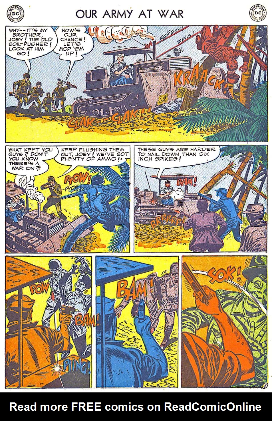 Our Army at War (1952) #1 #301 - English 31