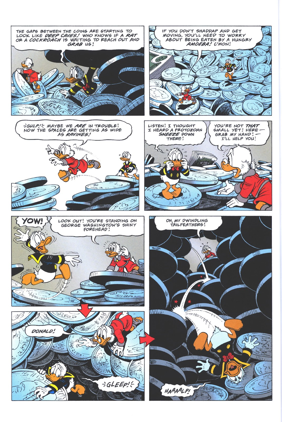 Uncle Scrooge (1953) Issue #359 #359 - English 10
