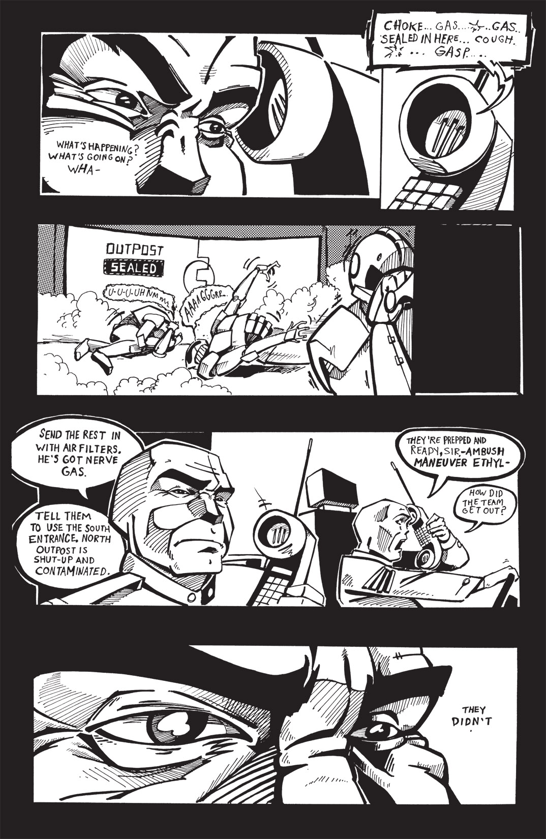 Read online Scud: The Disposable Assassin: The Whole Shebang comic -  Issue # TPB (Part 1) - 58